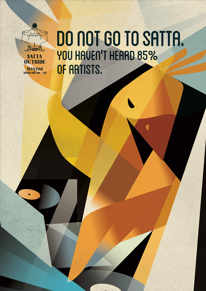 75 publicités designs et créatives d'août 2012 26