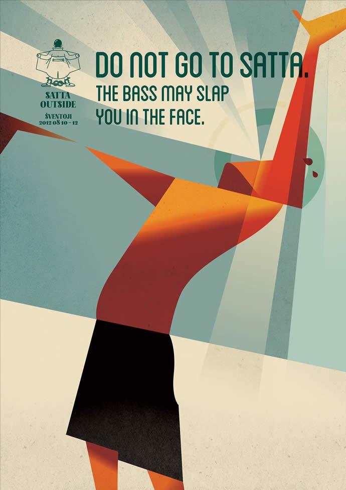 75 publicités designs et créatives d'août 2012 27