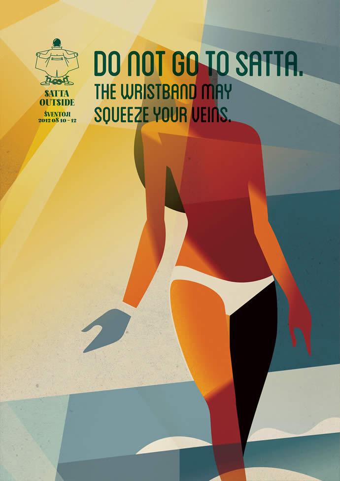 75 publicités designs et créatives d'août 2012 28