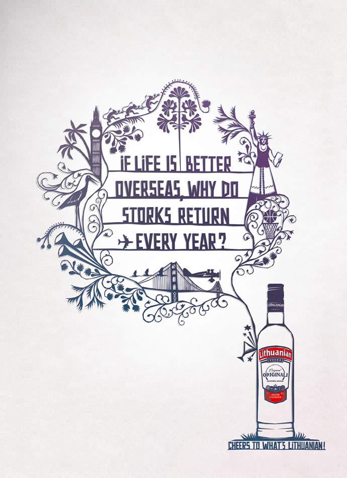 75 publicités designs et créatives d'août 2012 70