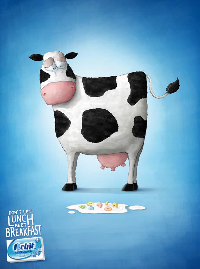 75 publicités designs et créatives d'août 2012 7