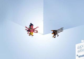 75 publicités designs et créatives d'août 2012