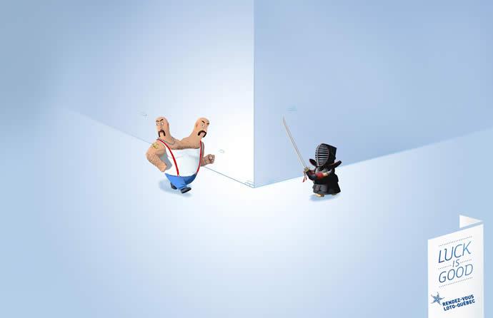 75 publicités designs et créatives d'août 2012 10