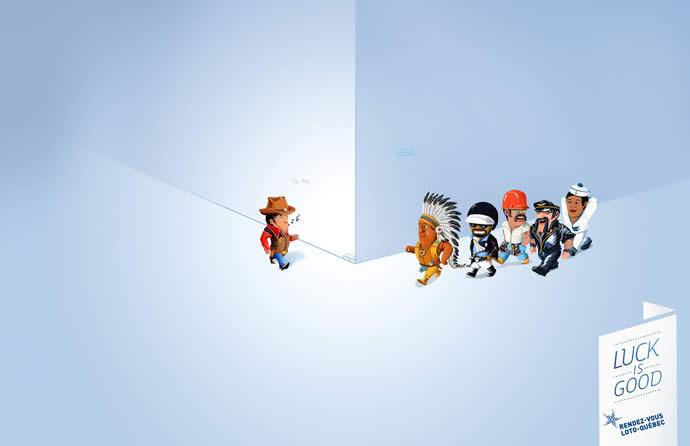 75 publicités designs et créatives d'août 2012 11
