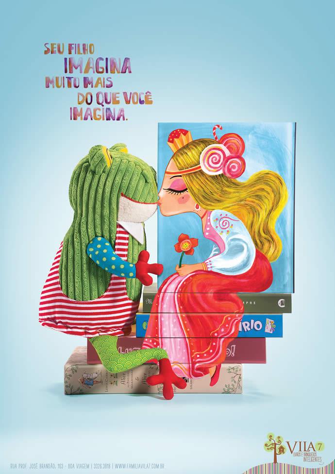 75 publicités designs et créatives d'août 2012 19