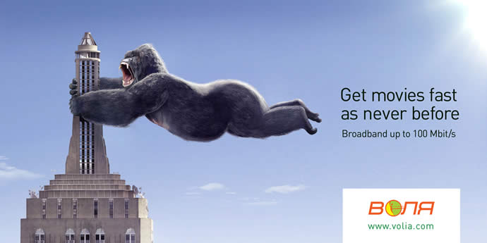 75 publicités designs et créatives d'août 2012 21