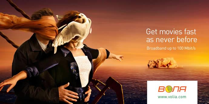 75 publicités designs et créatives d'août 2012 22