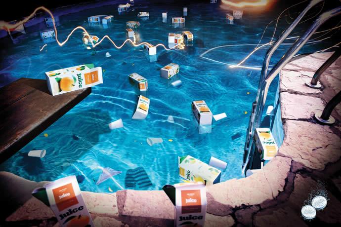 75 publicités designs et créatives d'août 2012 34