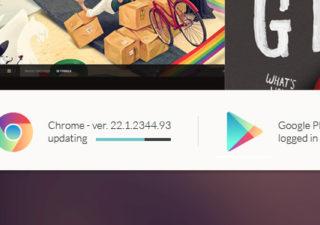 Un concept DesignUI ultra clean de Google Chrome 1