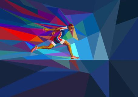 Illustrations géométriques des JO 2012 par Charis Tsevis 7