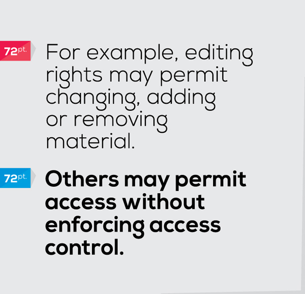 Typographie NEXA - Free Font 8