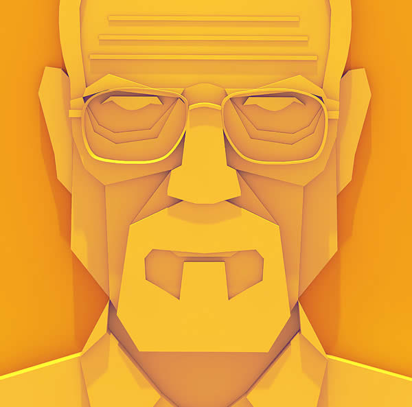 Superbes posters Walter White, Tyrion Lannister et Sherlock Holmes 2