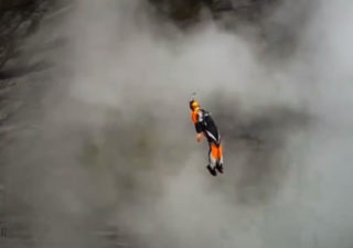 Wingsuit Flying: Reality Of Human Flight 1