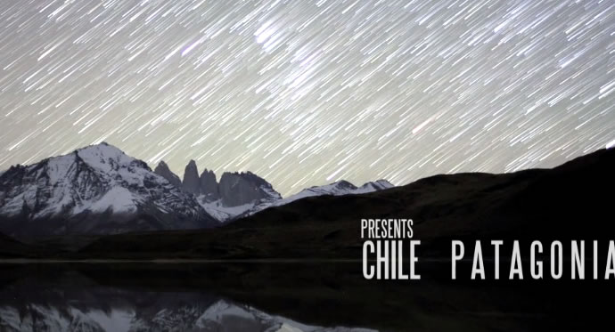 Timelapse - Chili, une terre de contrastes - PATAGONIA 2