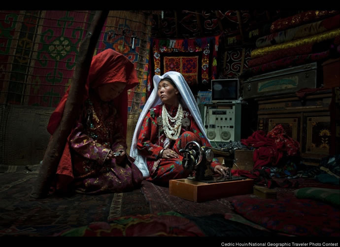 Les 11 gagnants du concours du National Geographic 2012 2