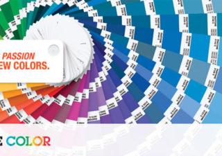 336 nouvelles couleurs pantone 1