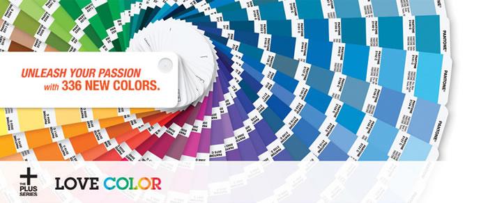 336 nouvelles couleurs pantone 2