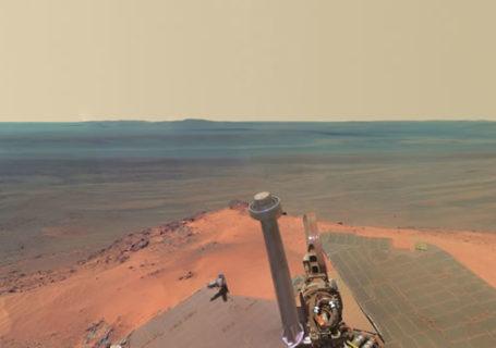 'Curiosity' - Mission to Mars et son panorama à 360° 3