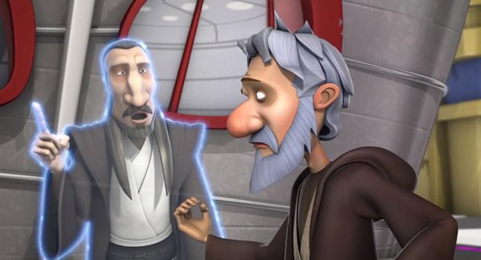 Star Wars Detours - le Trailer 2