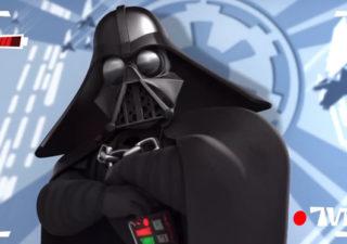 Star Wars Detours - le Trailer