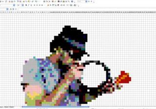 Cuban Pete en Stop-Motion et dans Excel 1