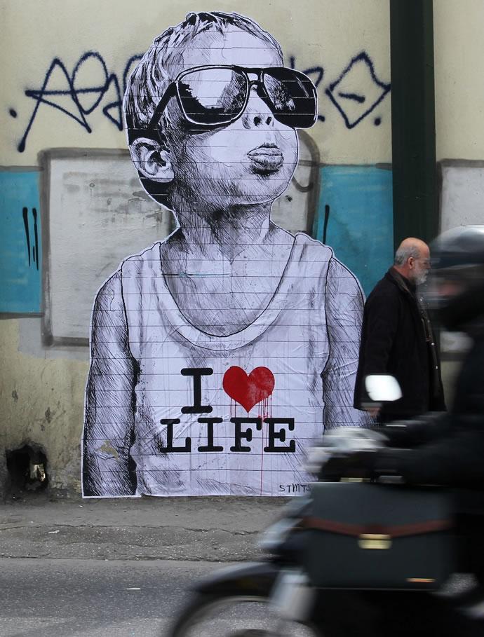 streetart design vol11 50 60 street art fun et créatifs – vol11