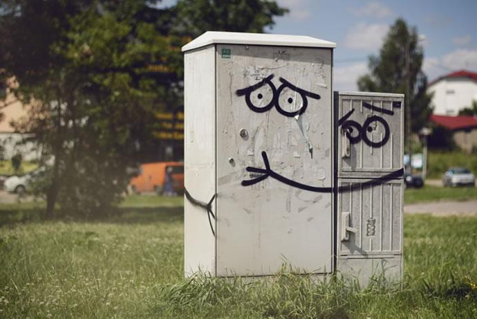 streetart design vol11 52 60 street art fun et créatifs – vol11