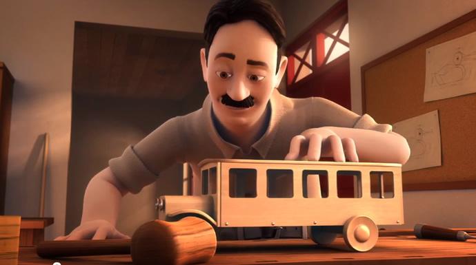 The LEGO Story - Animation pour les 80ans de LEGO 2