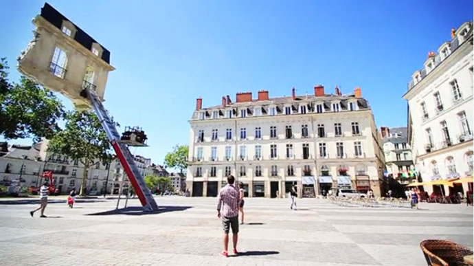 Le Voyage à Nantes et son parcours de 41 oeuvres créatives 2