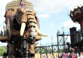Le Voyage à Nantes et son parcours de 41 oeuvres créatives