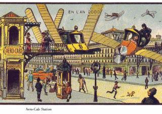 Comment on voyait l'an 2000 en 1899
