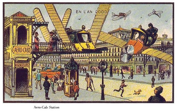 Comment on voyait l'an 2000 en 1899 19