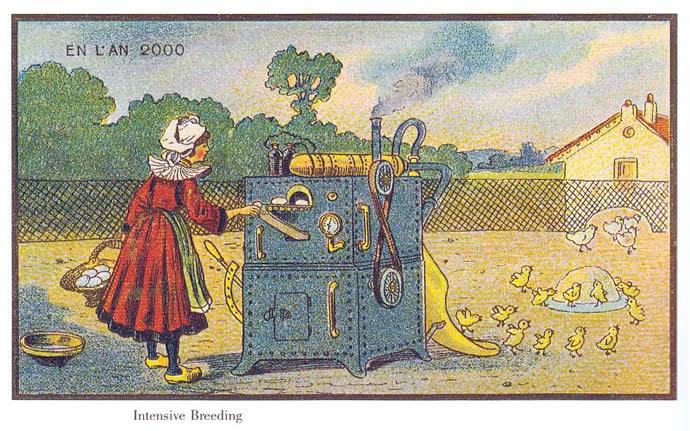 Comment on voyait l'an 2000 en 1899 7