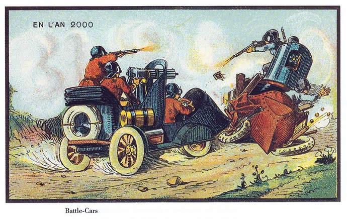Comment on voyait l'an 2000 en 1899 15