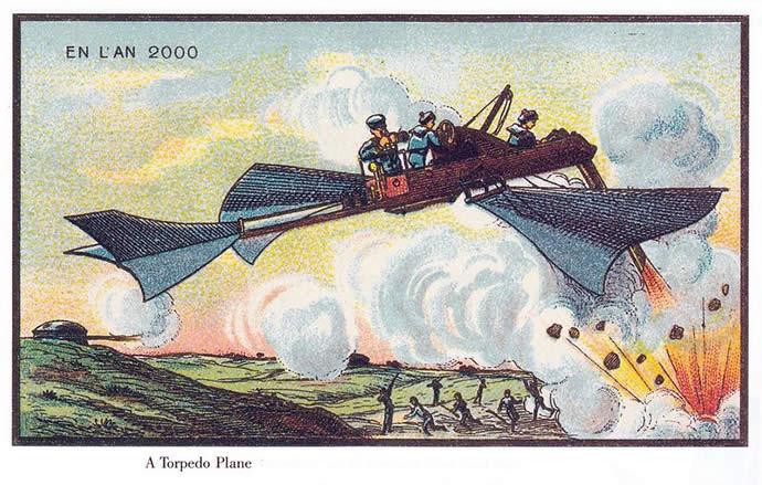 Comment on voyait l'an 2000 en 1899 16