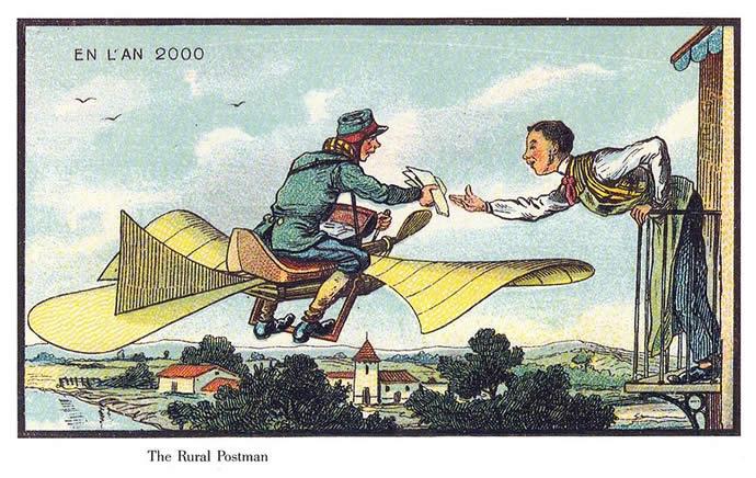 Comment on voyait l'an 2000 en 1899 21