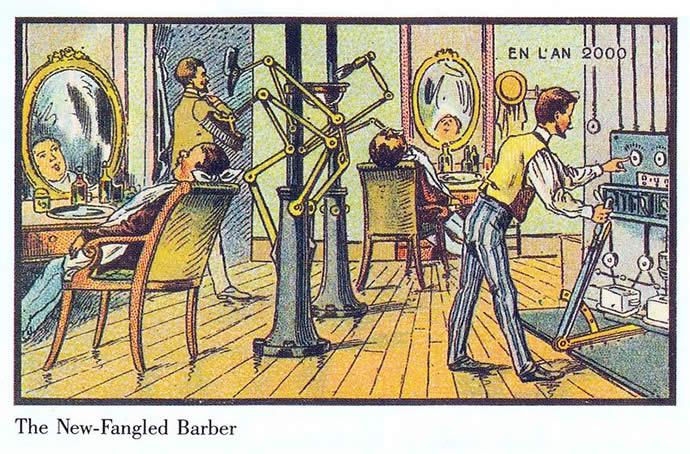 Comment on voyait l'an 2000 en 1899 22