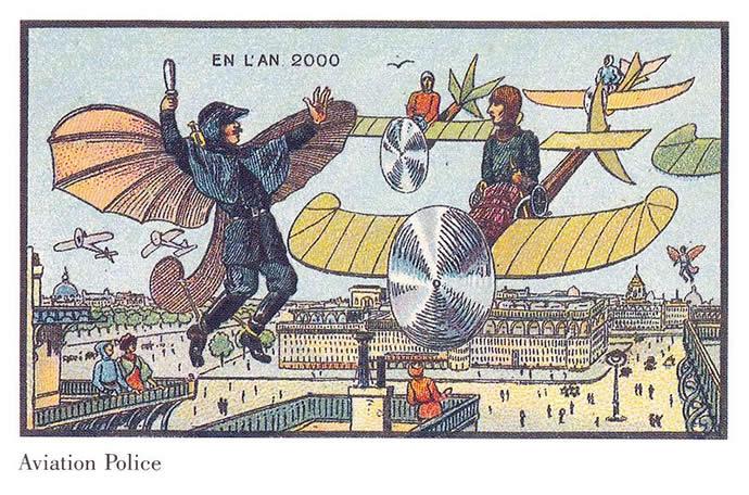 Comment on voyait l'an 2000 en 1899 4