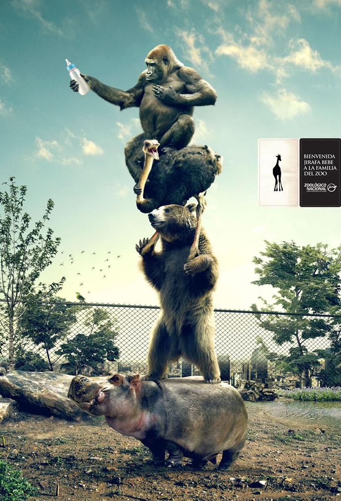 60 publicités designs et créatives de Septembre 2012 5