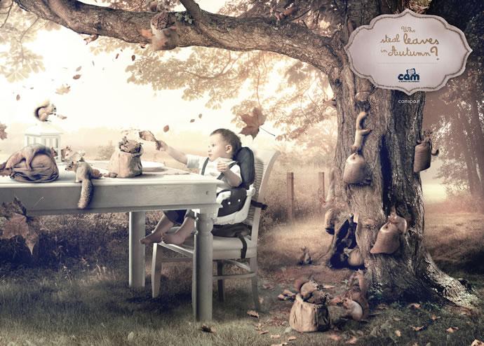 60 publicités designs et créatives de Septembre 2012 11