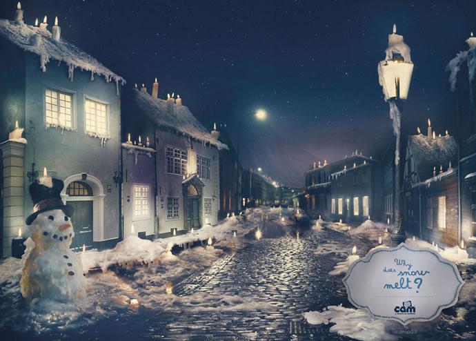 60 publicités designs et créatives de Septembre 2012 14
