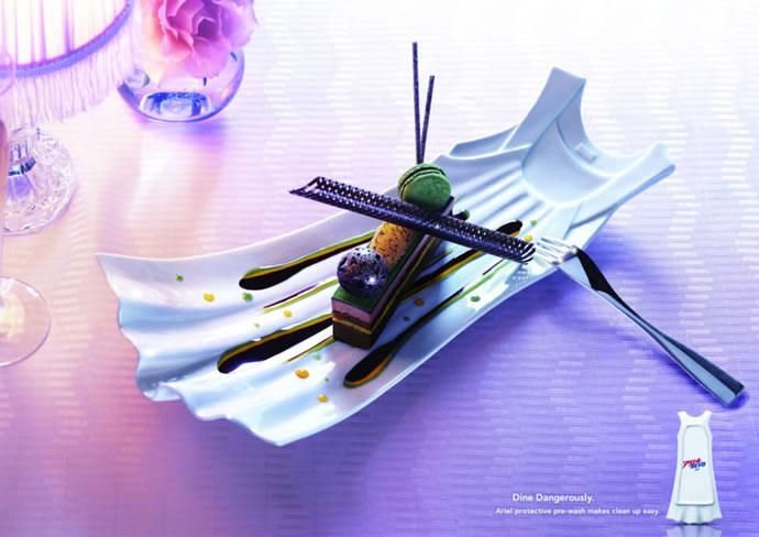 60 publicités designs et créatives de Septembre 2012 58