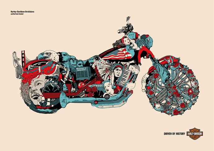 60 publicités designs et créatives de Septembre 2012 35