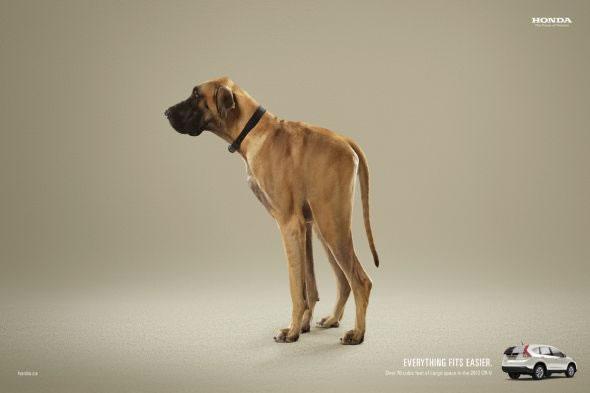 60 publicités designs et créatives de Septembre 2012 36