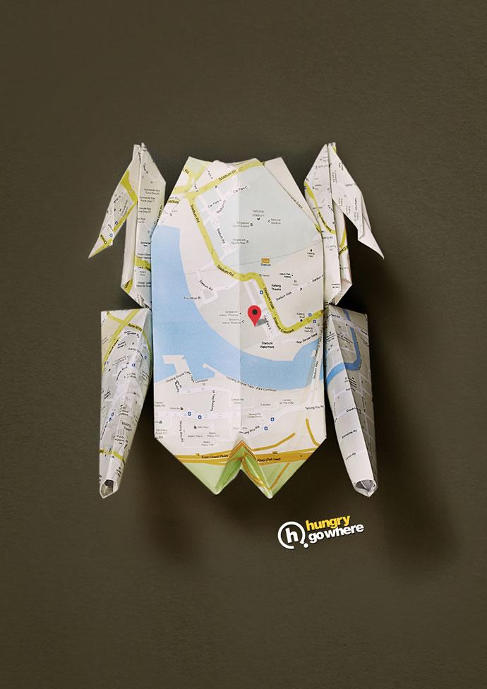 60 publicités designs et créatives de Septembre 2012 37