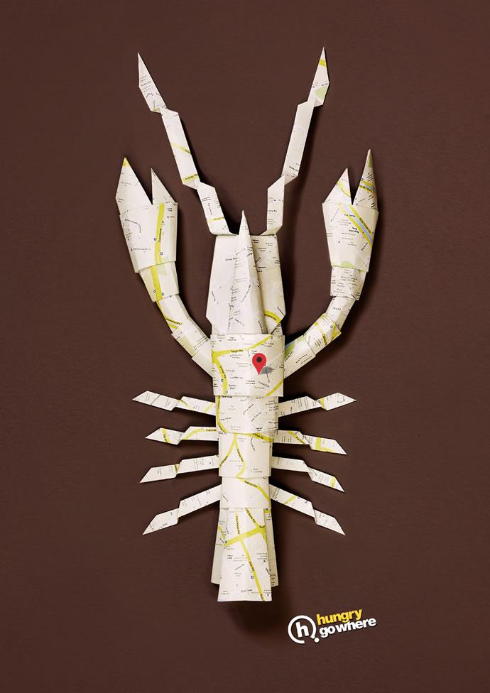 60 publicités designs et créatives de Septembre 2012 39