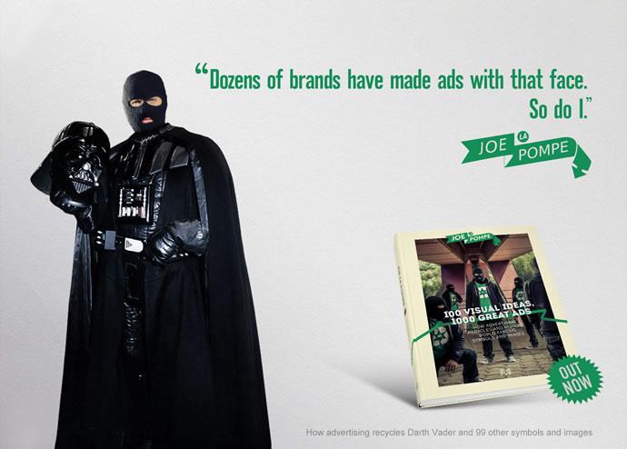 60 publicités designs et créatives de Septembre 2012 41