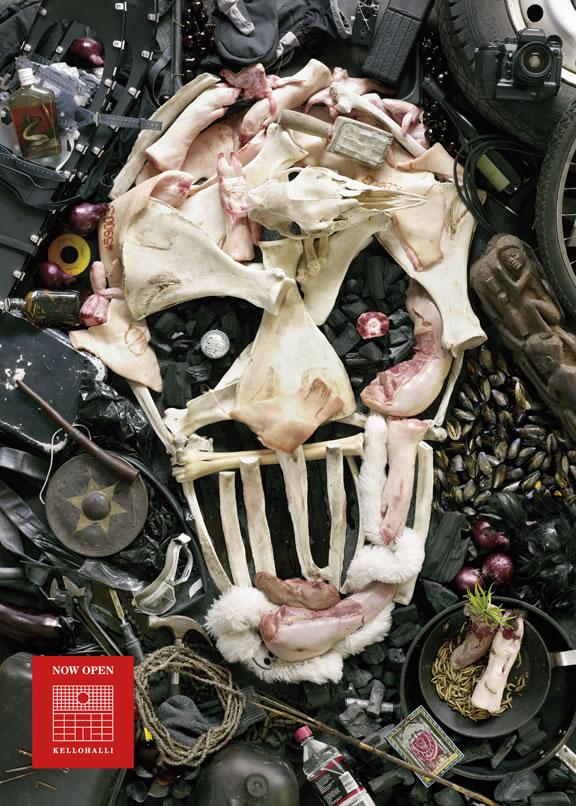 60 publicités designs et créatives de Septembre 2012 50