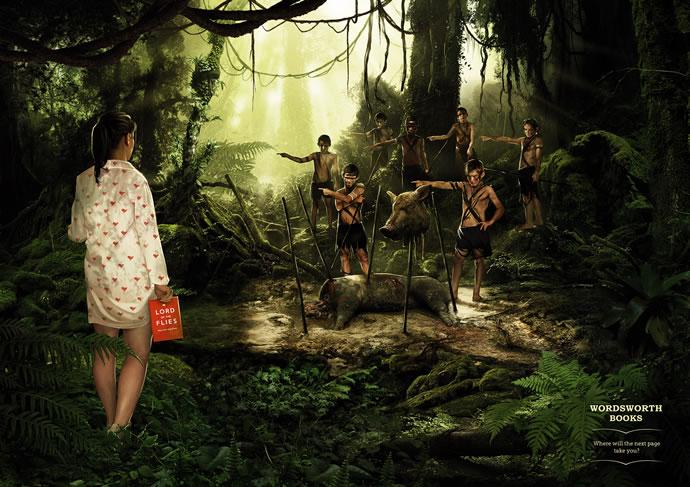 60 publicités designs et créatives de Septembre 2012 52