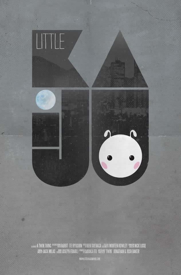 Little Kaiju poster